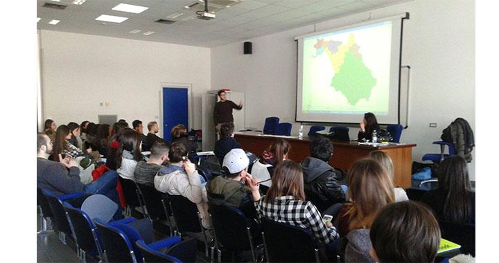 Conclusione primo ciclo d'incontri HUB Campania per l'impresa sociale 1