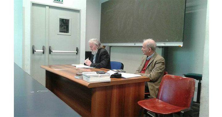 Incontro Università degli studi di Salerno: Don Giuseppe Stoppiglia: Vedo un Ramo di Mandorlo