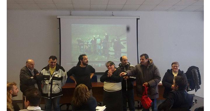 Il percorso all'Università degli Studi di Salerno 5