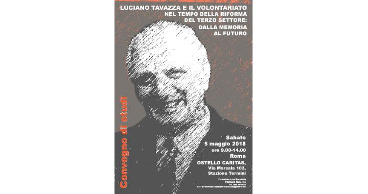 Luciano Tavazza e il volontariato al tempo della riforma del terzo settore: dalla memoria al futuro 4