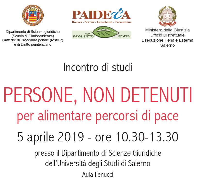 Newsletter n°1 – 1 Aprile 2019